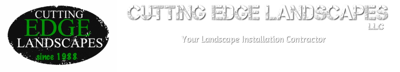 Cutting Edge Landscapes  LLC
